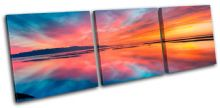 Beautiful Sunset Seascape - 13-0889(00B)-TR31-LO